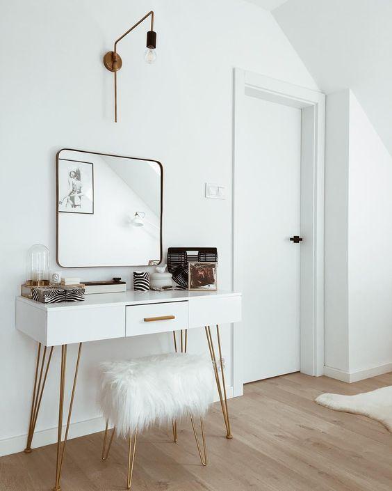 Dressing Table Design Idea