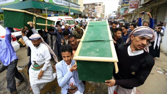 """Yemen promete """"contundente respuesta"""" a crímenes de Arabia Saudí"""