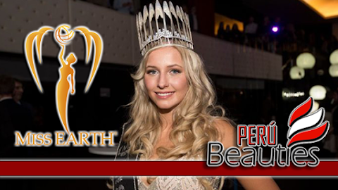 Caro van Gorp es Miss Earth Belgium 2019