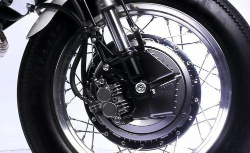 Honda CBR250RR Cafe Racer Custom