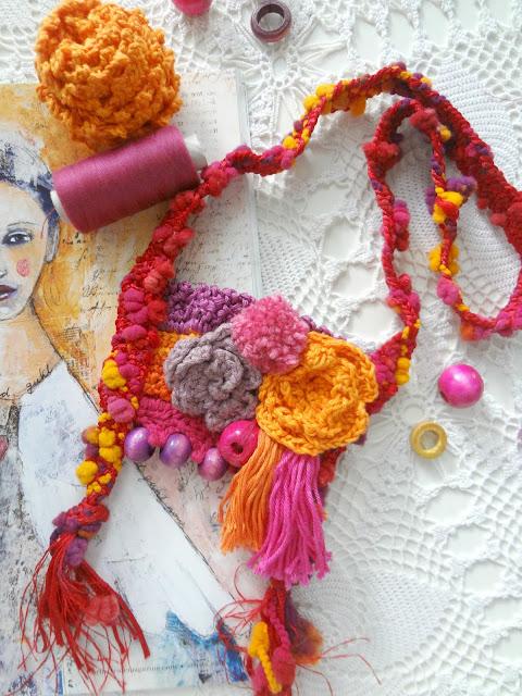 Mix & Match: Peruvian Necklace