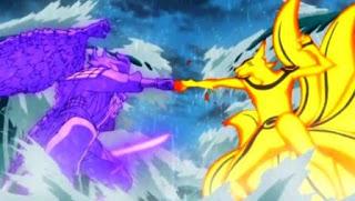 ingin membunuh Naruto, Sasuke, Naruto, Naruto vs Sasuke