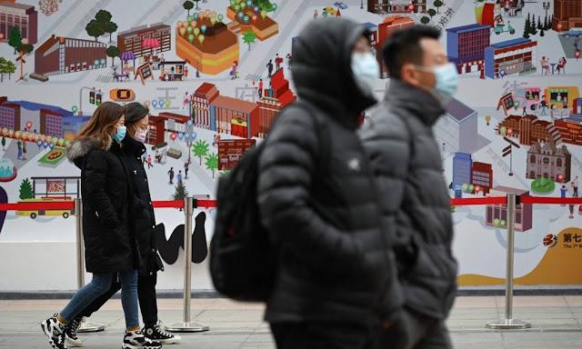 China tem a primeira morte por Covid-19 em oito meses