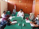Pleno Alot, Nofal Wiska Kembali Jabat Ketua Komisi Informasi Sumbar