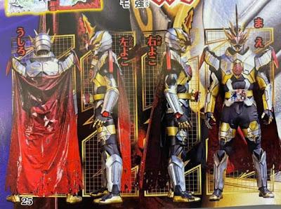 Kamen Rider Saber - Enter Kamen Rider Solomon! Kamen Rider Falchion Returns!