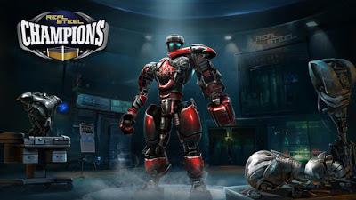 Real Steel Champions v.1.0.169 Apk Terbaru Free Download screenshot 1