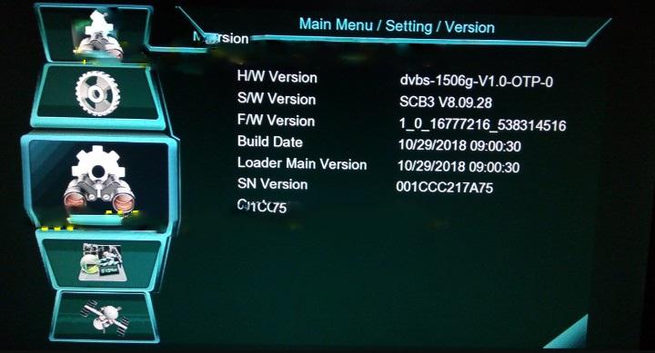 Dscam New Software