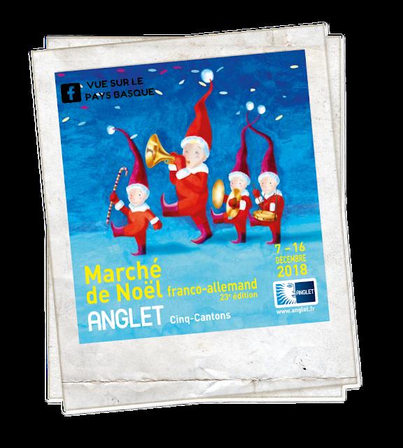 Marché de Noël franco-allemand Anglet 2018