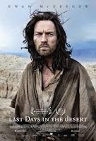 Last Days in the Desert (2016) Poster