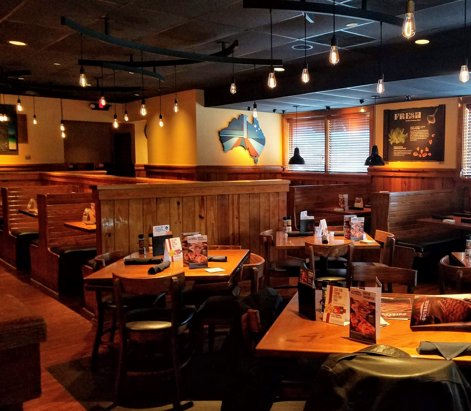 Big Daddy Dave: Birthday Dinner At Outback Steakhouse