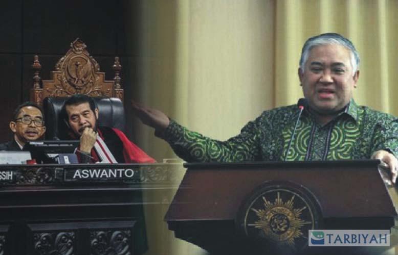 Din Syamsuddin - MK