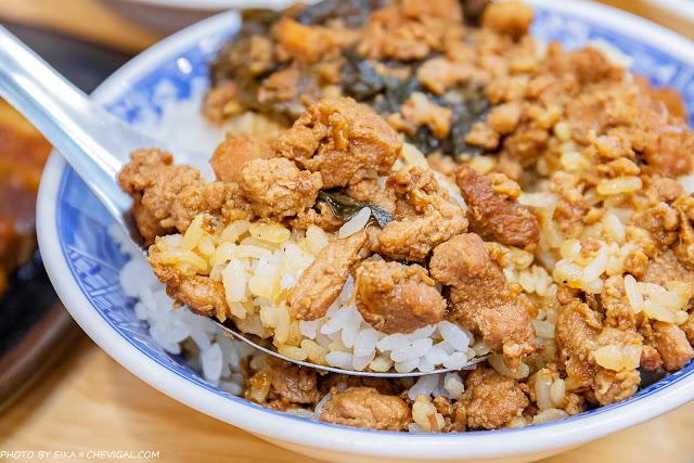 MG 9966 - 熱血採訪︱林記飯館,古早南部口味平價小吃,滷肉飯肥肉瘦肉任你挑!還有熟客必點蜜汁小魚乾花生
