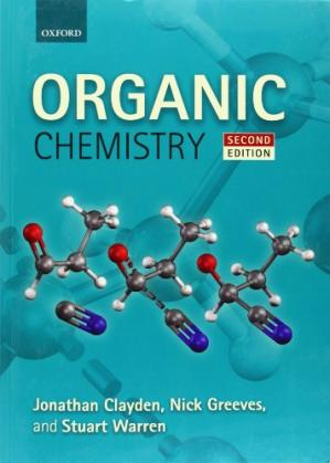 Organic Chemistry By Jonathan Clayden Free Download