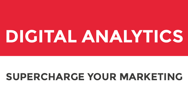 Digital Analytics: Supercharge Your Marketing
