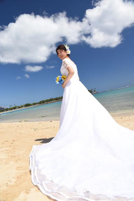 Honolulu Bride
