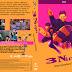 Capa DVD 3 Ninjas Uma Aventura Radical [Exclusiva]