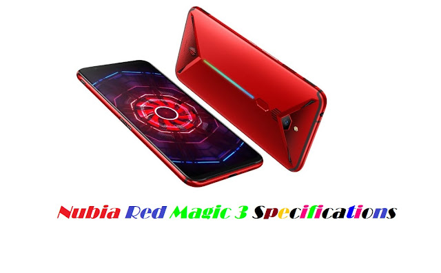 Nubia-Red-Magic-3-Specifications