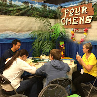 Boston Festival of Indie Games_New England Fall Events_Tabletop games_Four Omens