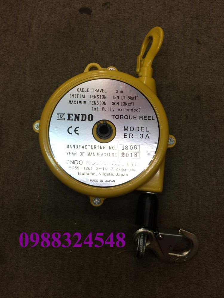 palang cân bằng Endo ER-3A