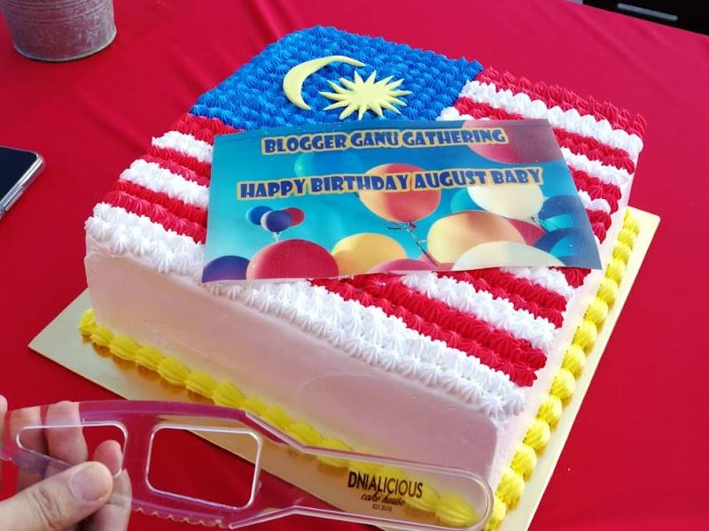 Dnialicious Cake House, Kek Birthday Sedap Di Kuala Terengganu