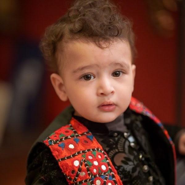 Faisal Qureshi son birthday