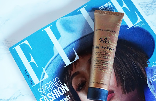 Bumble and Bumble, Hair Product, Beauty Blog