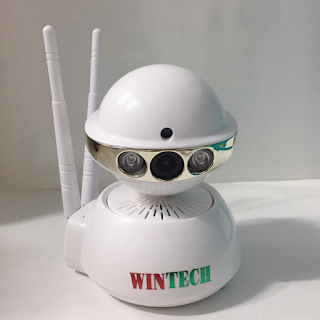 Camera WiFi WinTech WTC-IP307 Độ phân giải 1.0MP  Giá bán lẻ chính hãng: 1,250,000đ