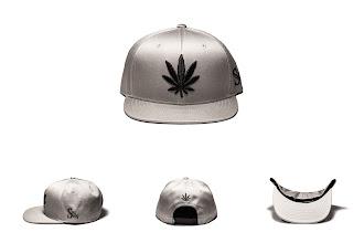 NÓN SNAPBACK SOUL SWAG Cannabis VNXK CHÍNH HÃNG CA006