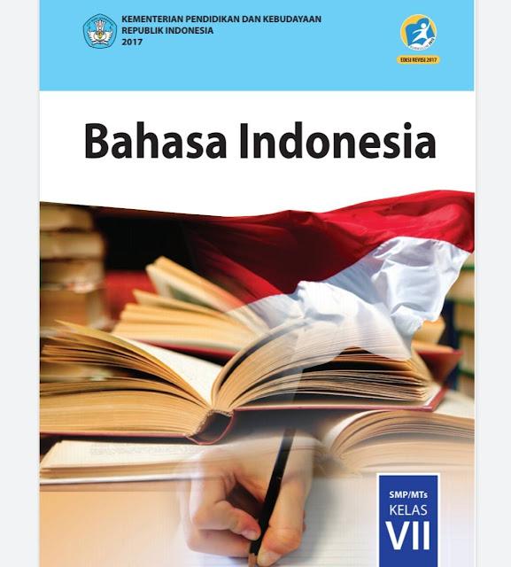 Buku Siswa Bahasa Indonesia Kelas 7 SMP K-13