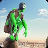 Rope Frog Ninja Hero – Strange Gangster Vegas Mod Apk