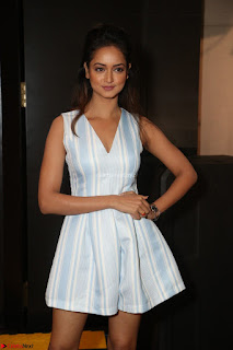Shanvi Looks super cute in Small Mini Dress at IIFA Utsavam Awards press meet 27th March 2017 14.JPG