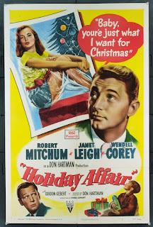 Resultado de imagem para holiday affair 1949