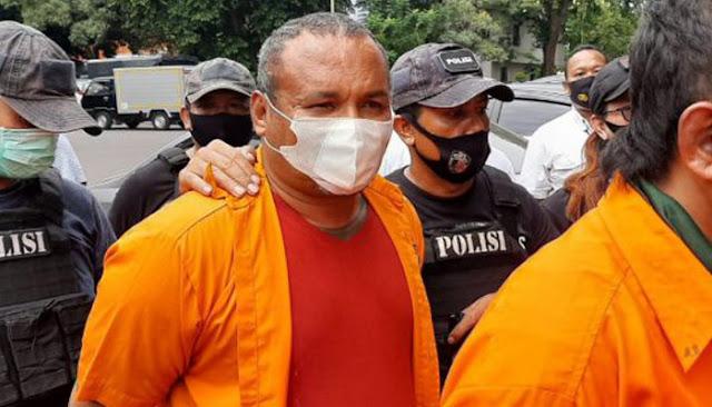 John Kei Kirim Surat ke Jokowi dan Kapolri Minta Perlindungan Hukum