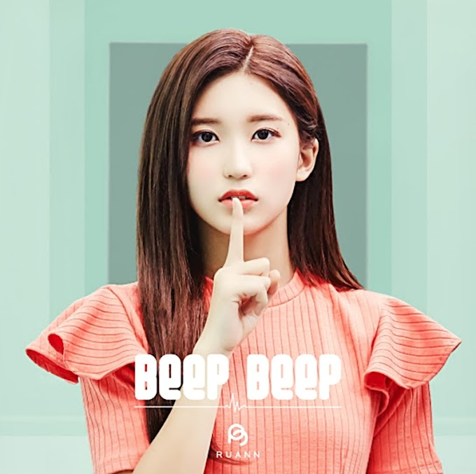 RUANN - BEEP BEEP ~Japanese Version~