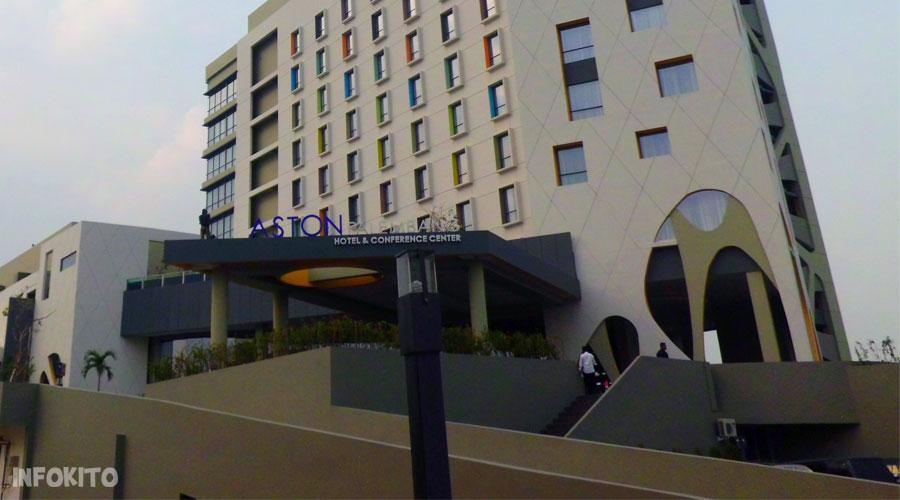 Alamat & Nomor Telepon Hotel Aston Palembang