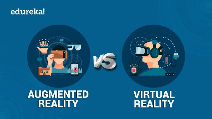 DIFFERENCE BETWEEN AUGMENTED REALITY [AR] AND VIRTUAL REALITY [VR]. WHAT IS VR AND AR?