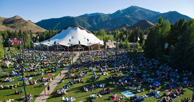 Sun Valley Music Festival, Idaho
