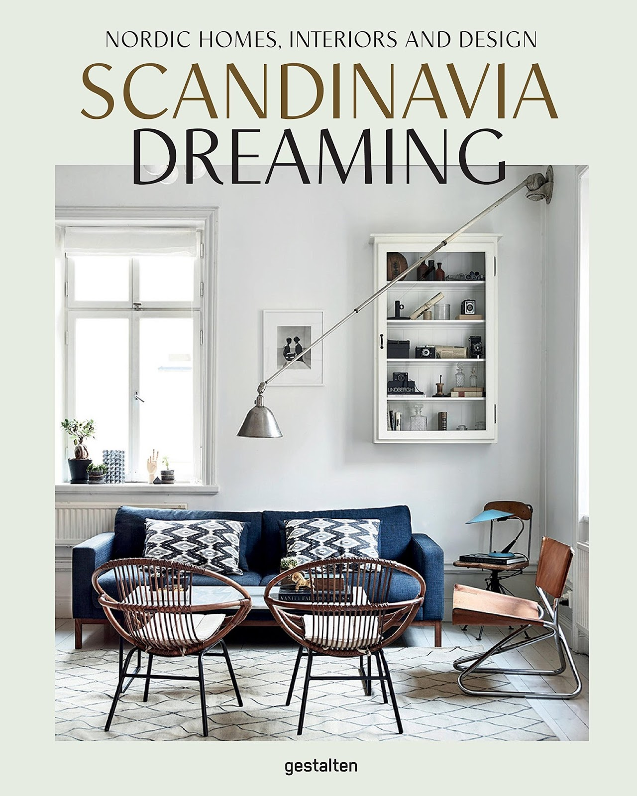 Color outside the lines book review scandinavia dreaming for Scandic design