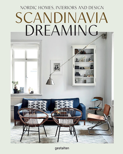 Color Outside The Lines: Book Review: Scandinavia Dreaming