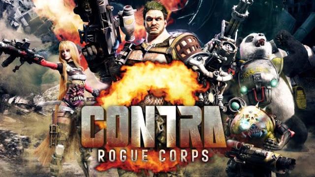 Contra: Rogue Corps (Switch) receberá conteúdo gratuito após o lançamento