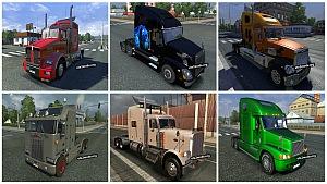 6 Pack American Trucks