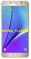 Cara Flash Samsung Galaxy Note 5 (SM-N9208) 100% Work