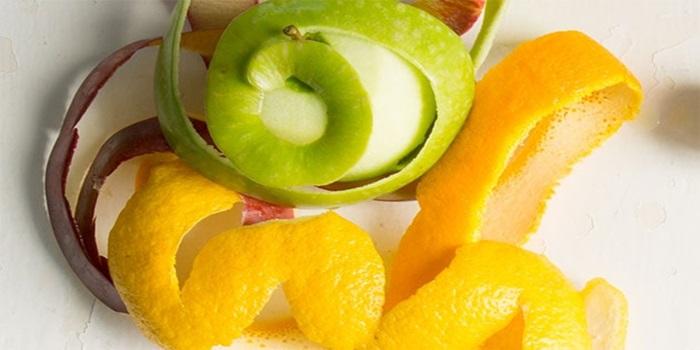 FRuits Peels Health Benefits In Telugu