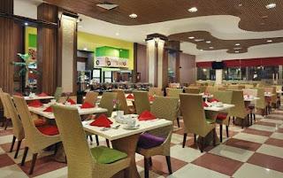 restoran mercure, masakan ala Indonesia, Asia, dan Western