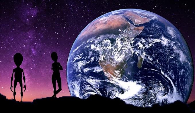 """""""Vanzemaljci pomoću meteora nadgledaju čovječanstvo"""""""