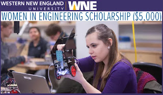 Women in Engineering International Scholarship