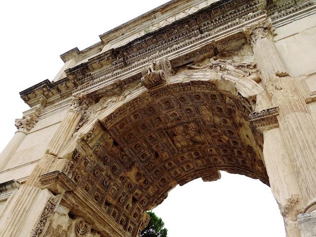 Rzym, Łuk Tytusa