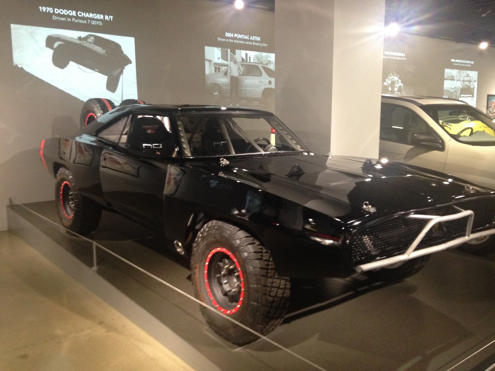 Nixon Motor Sports: Petersen Automotive Museum: AWESOME!