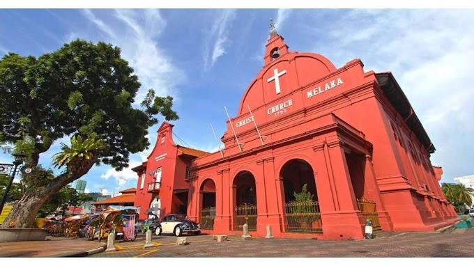 Pilihan Staycation Yang Menarik di  Negeri Melaka
