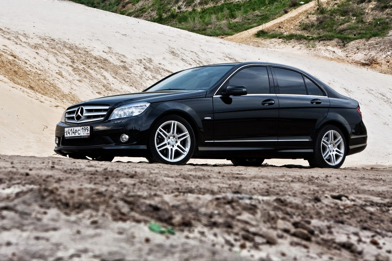 2008 Mercedes-Benz C200 W204 AMG Package | BENZTUNING